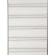 Whiteboardtavla med notlinjer Musiktavla